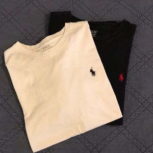 Polo Ralph Lauren T's Size Medium
